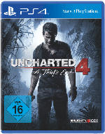 PS4 Spiele - Uncharted 4: A Thief's End [PlayStation 4]