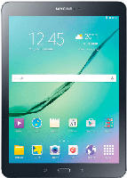 Tablets - Samsung Galaxy Tab S2 32 GB LTE 9.7 Zoll Tablet Schwarz