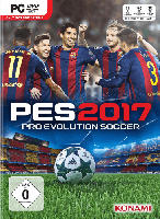 PC Games - PES 2017 - Pro Evolution Soccer 2017 [PC]