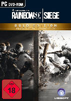 PC Games - Tom Clancy's Rainbow Six Siege (Gold Edition) [PC]