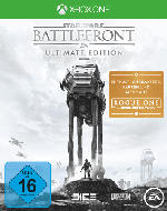Xbox One Spiele - Star Wars Battlefront (Ultimate Edition) [Xbox One]