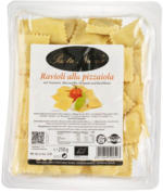 "Frische Pasta ""Ravioli alla pizzaiola"""