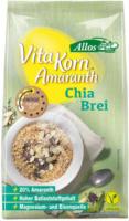 "Amaranth-Brei ""Vita Korn"" ""Chia"""
