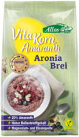 "Amaranth-Brei ""Vita Korn"" ""Aronia"""