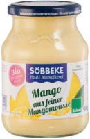 """Fruchtjoghurt """"Mango-Mousse"""""""