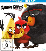 Angry Birds - Der Film [3D Blu-ray (+2D)]