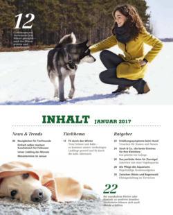 Fressnapf Magazin Januar Leseprobe
