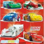 3D-Sticker Cars
