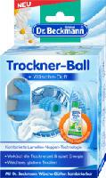 Trockner-Ball und Wäscheduft
