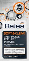 Soft & Clear Anti-Pickel Peel-Off Maske