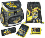 Undercover - Scooli Schulranzen Set - Transformers - Campus Up - 5 Teile