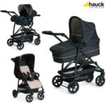 Rapid 4 Plus Trio Set - Kinderwagen Komplettset - Hauck