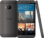 Smartphones - HTC One M9 (Prime Camera Edition) 16 GB Grau