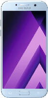 Smartphones - Samsung Galaxy A5 (2017) 32 GB Blau
