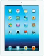 Apple iPad 3 LTE 32GB Wi-Fi + Cellular, weiß | Gebrauchte B-Ware