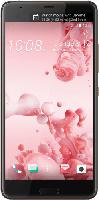 Smartphones - HTC U Ultra 64 GB Cosmic Rose Gold