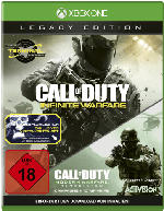 Xbox One Spiele - Call of Duty®: Infinite Warfare (Legacy Edition) [Xbox One]