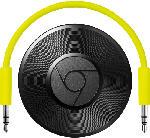 Multimedia-Player - Google Chromecast Audio - Streaming-Gerät (App-steuerbar, W-LAN Schnittstelle, Schwarz)