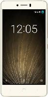 Smartphones - BQ Aquaris U Lite 16 GB Schwarz/Gold Dual SIM