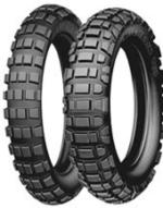 Michelin - 120/80-18 62S TT T 63 Rear
