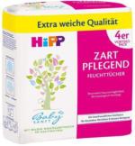 HiPP Babysanft Feuchttücher Zart Pflegend 4x 56Stk.