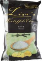 Lisa's Kartoffel-Chips mit Meersalz