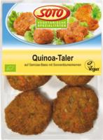 """Fingerfood """"Quinoa-Taler"""""""