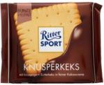 Ritter SPORT Schokolade Knusperkeks