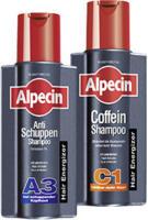 Alpecin Aktiv-Shampoo versch. Sorten, jede 250-ml-Flasche