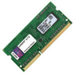4GB Kingston KVR16LS11/4 Notebook Arbeitsspeicher DDR3 1600MHz CL11