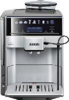 Kaffeevollautomaten - Siemens TE 603501 DE EQ.6 Kaffeevollautomat (Keramikmahlwerk, 1.7 Liter Wassertank)