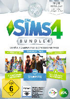 PC Games - Die Sims 4 - Bundle 4 [PC]