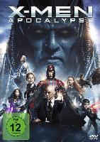 X-Men Apocalypse [DVD]