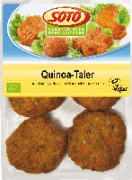 "Fingerfood ""Quinoa-Taler"""