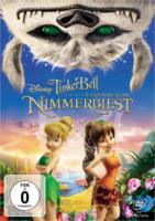 DVD TinkerBell und die Legende vom Nimmerbiest