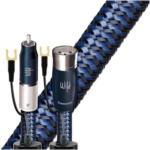 Wild Dog XLR (3m) Subwooferkabel marineblau