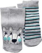2 Paar Baby-Socken
