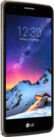 LG K8 2017 Gold 16 GB LTE 12,7 cm (5 Zoll) NFC 13 MPixel Android 7.0 NEU OVP