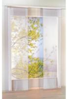 Schiebevorhang Flash, ca. 60 x 245 cm, weiß