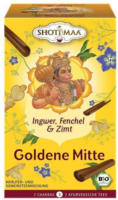 Shoti Maa GOLDENE MITTE - Ingwer Fenchel