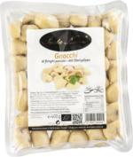 "Frische Gnocchi ""ai Funghi Porcini"""