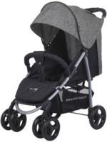 knorr-baby - Shopper - Streeter - in grau/schwarz