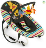 Hauck - Disney Baby-Wippe Bungee Deluxe - Pooh Tidy Time