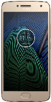 Smartphones - Lenovo Moto G5 Plus 32 GB Fine Gold