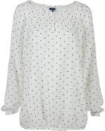 Damen Bluse im Carmen Stil