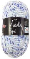 Wolle Adele Spot, multi blau