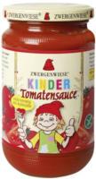 Zwergenwiese Kinder Tomatensauce 350g Glas