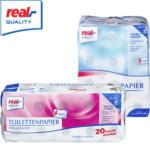 Toilettenpapier, 3-lagig, 24 x 160 Blatt oder 4-lagig, 20 x 150 Blatt, jede Packung
