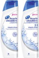 head & shoulders Anti-Schuppen Shampoo oder 2in1, versch. Sorten, jede 260/300-ml-Flasche