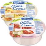 Milram Feine Quark Creme, versch. Sorten, jede 200-g-Schale